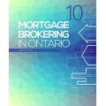 Textbook - Mortgage Brokering in Ontario - Agent Edition, 12th Edition